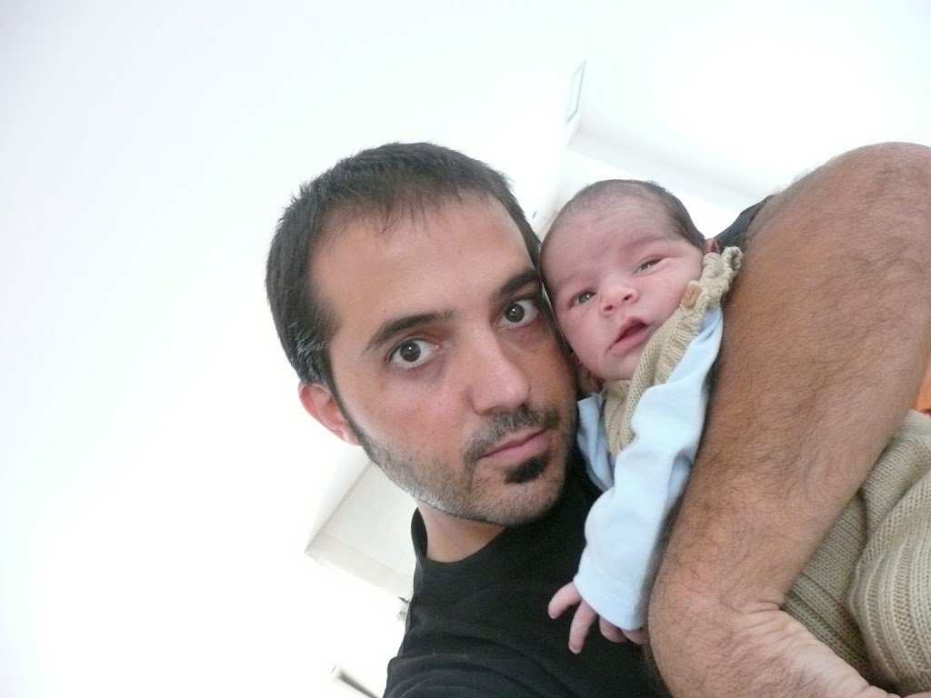 Nacimiento de mi segundo hijo: EL GRAN LEO