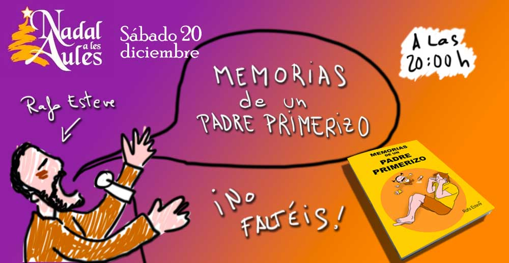 Monologo Padre Primerizo