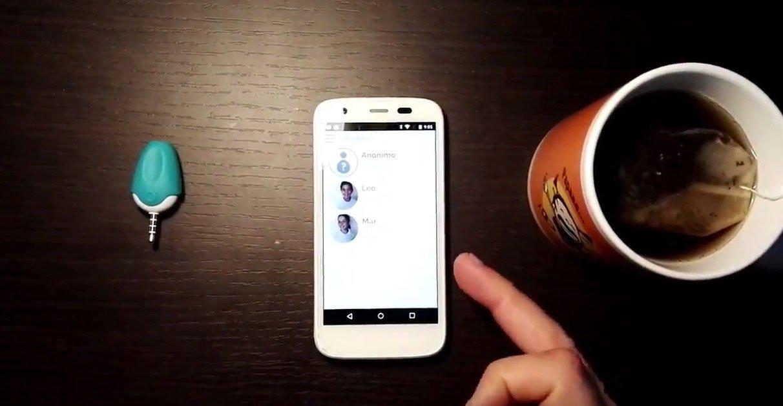 Oblumi convierte tu smartphone en un termómetro digital