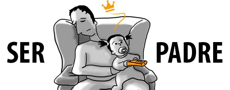 Ser padre primerizo