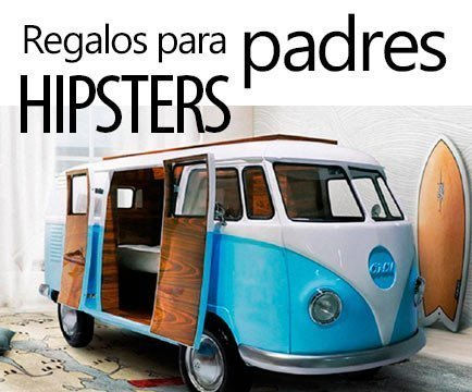 Padres primerizos hipsters